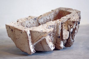 Cavity (Gendered Stone), ceramic