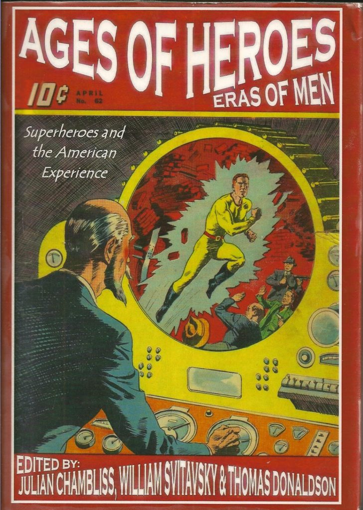 Ages of Heroes, Eras of Men (cover art), image provided by Julian Chambliss