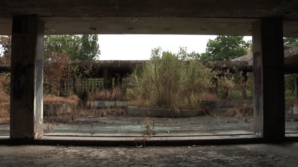 Michelle Dizon, Basing Landscapes, video, 2013, running time, 50 minutes, Image courtesy of the artist